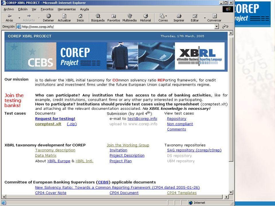 www.corep.info
