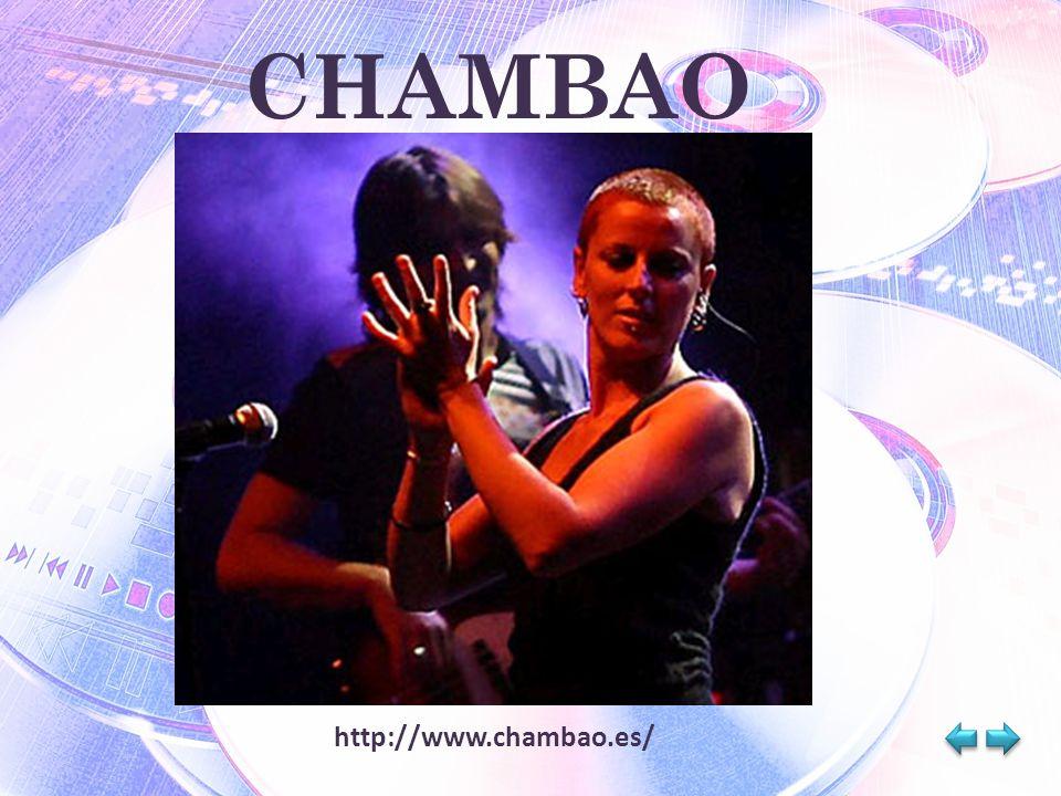 CHAMBAO http://www.chambao.es/