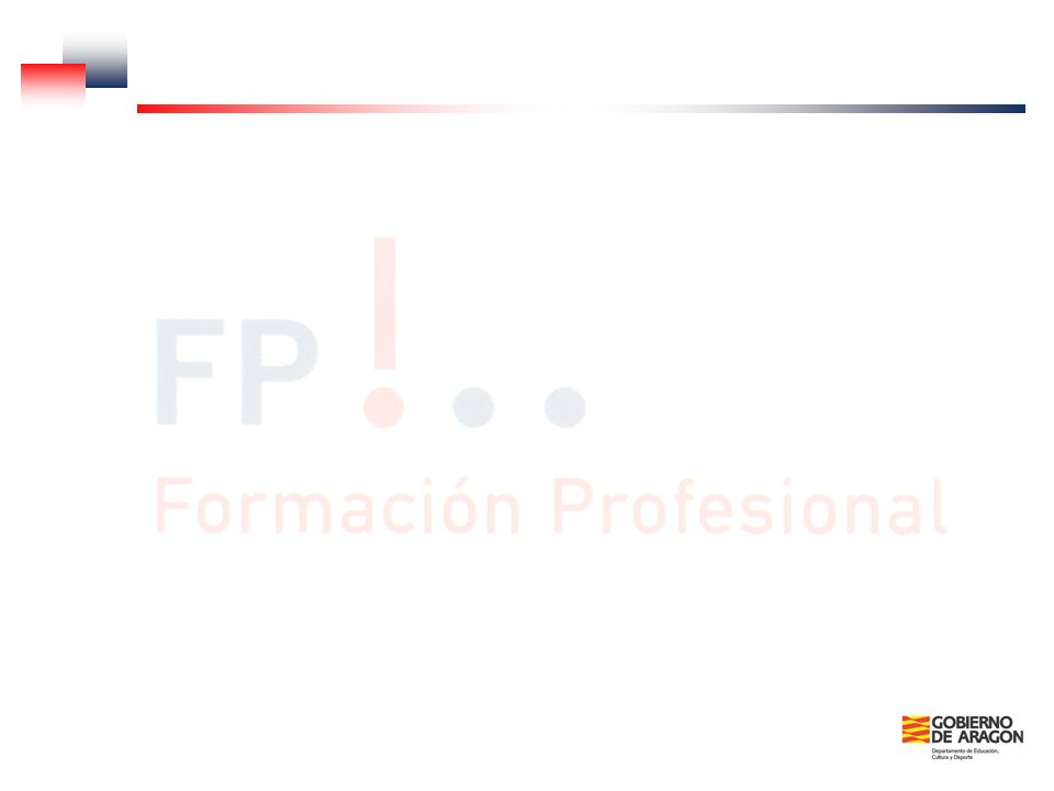 5. FORMACIÓN PROFESIONAL VOCATIONAL TRAINING (FP) In another Power Point