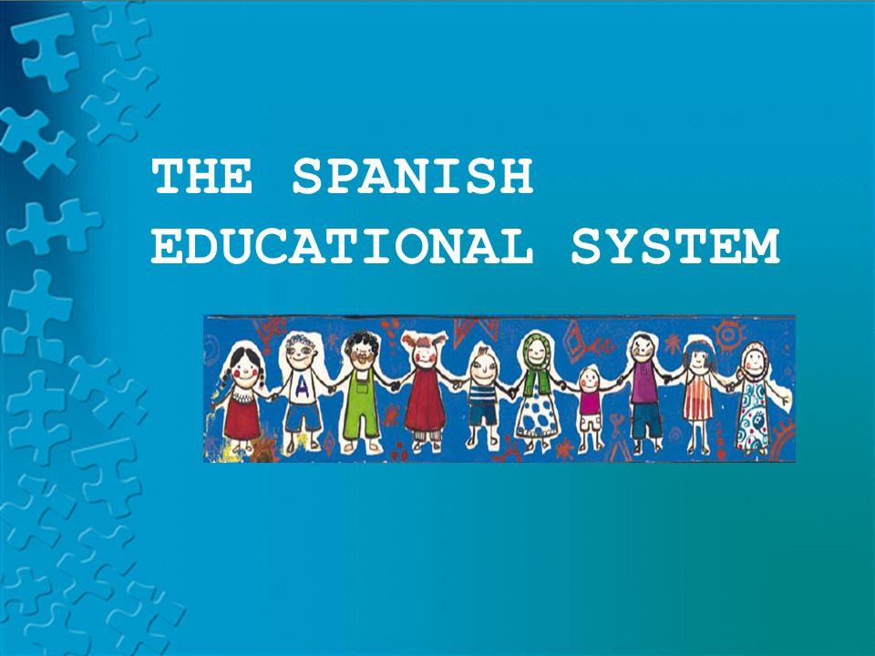 PLATFORM LAND HELVIAPASENCOLABORAAVERROESMOODLE THE SPANISH EDUCATIONAL SYSTEM