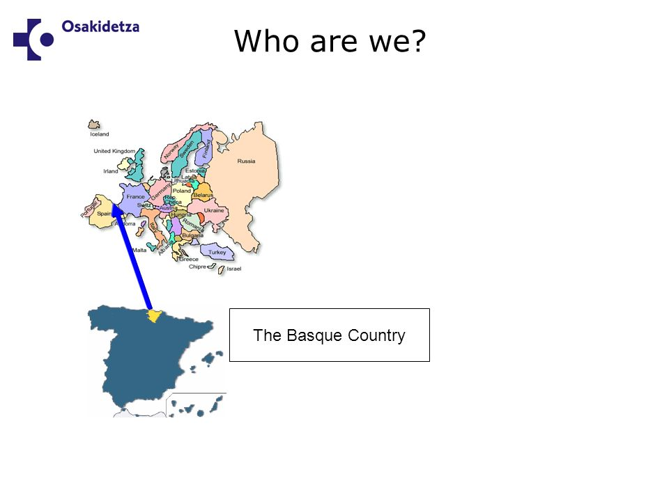 Who are we? The Basque Country