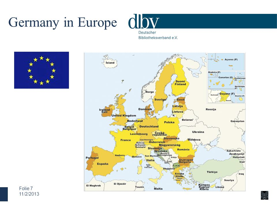 Germany in Europe 11/2/2013 Folie 7