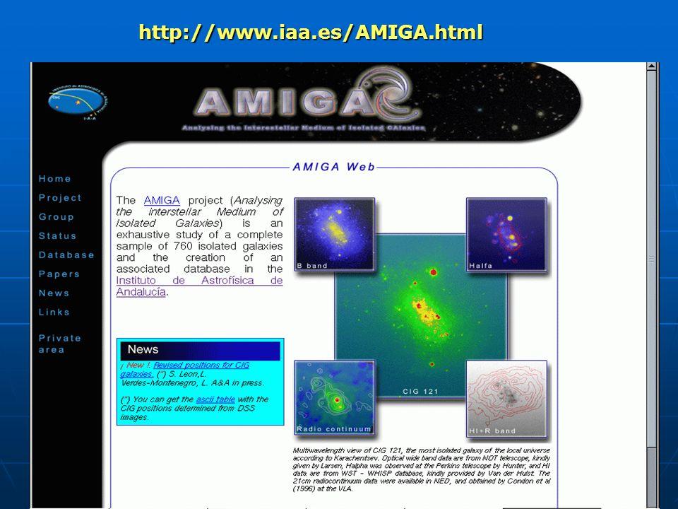 http://www.iaa.es/AMIGA.html http://www.iaa.es/AMIGA.html