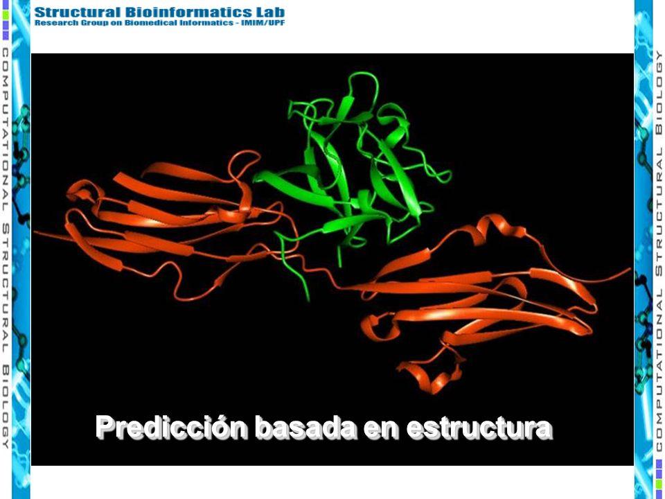 Predicción basada en estructura
