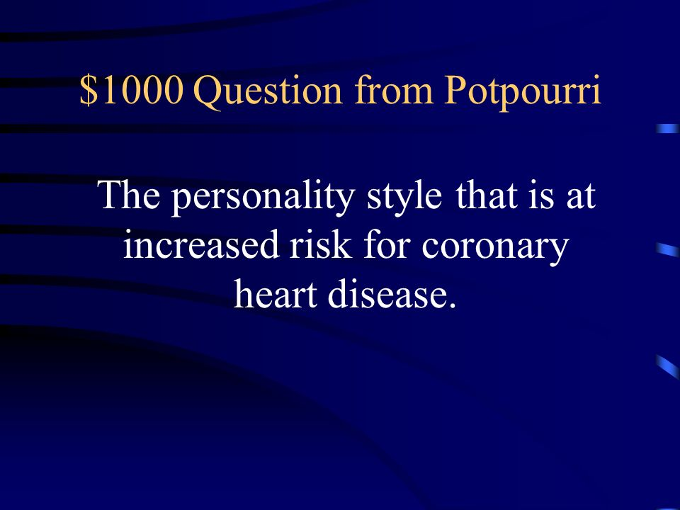 $800 Answer from Potpourri What is intrinsic?