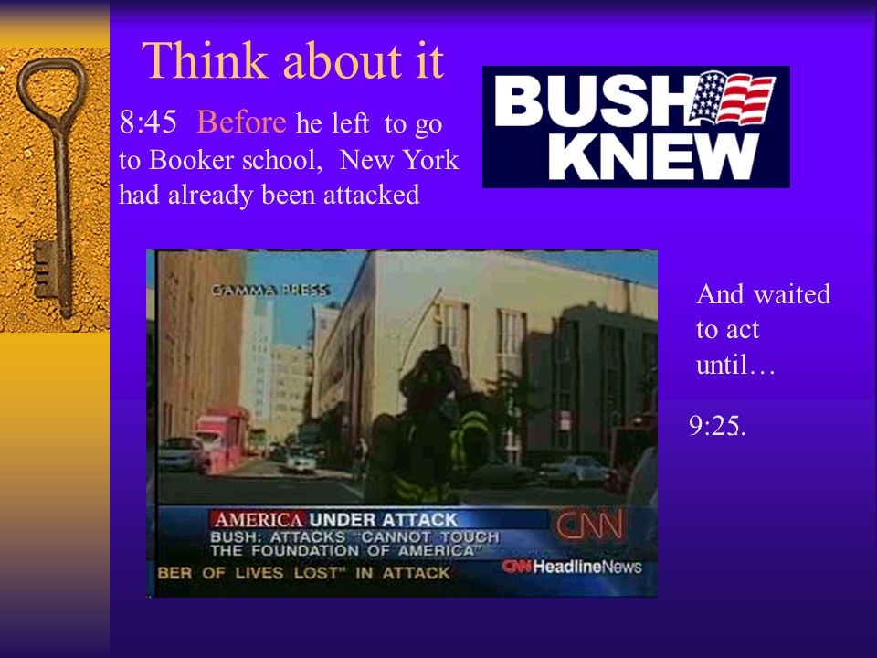 September 11, 2001 Forever will we remember Current administration …Lied..