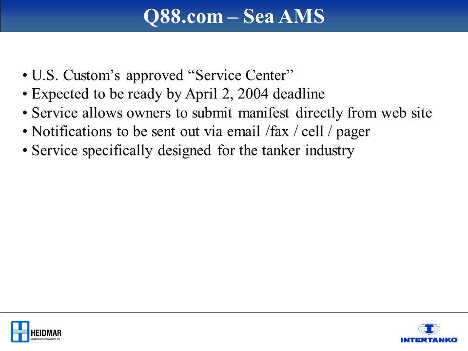 Q88.com – Sea AMS U.S.