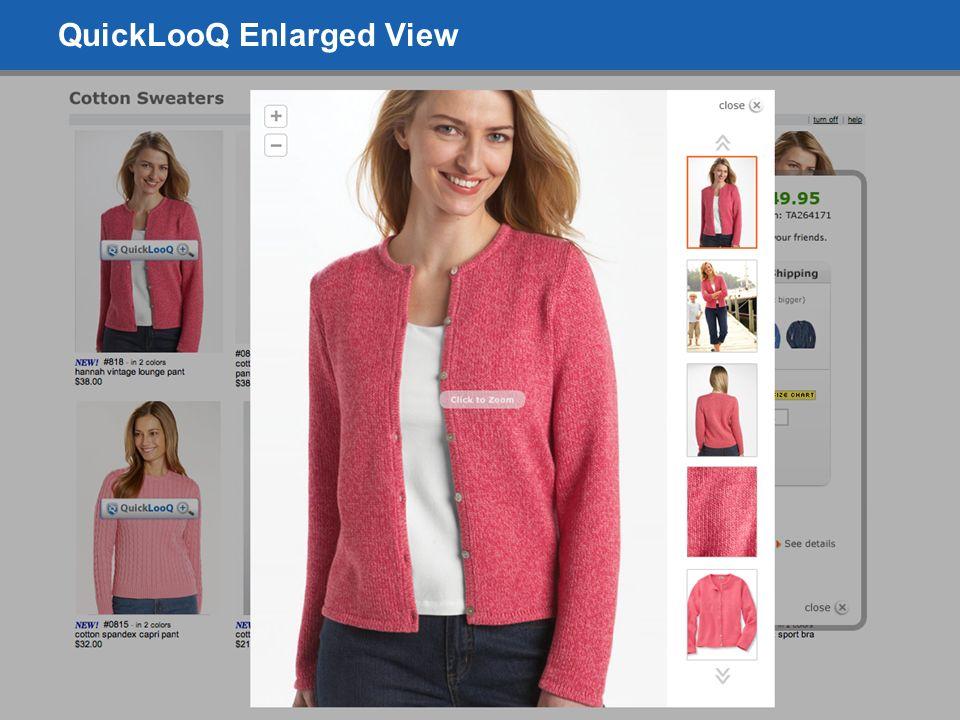 QuickLooQ Widget on Your Affiliates Blogs & Facebook