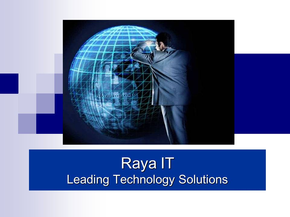 Raya IT Leading Technology Solutions