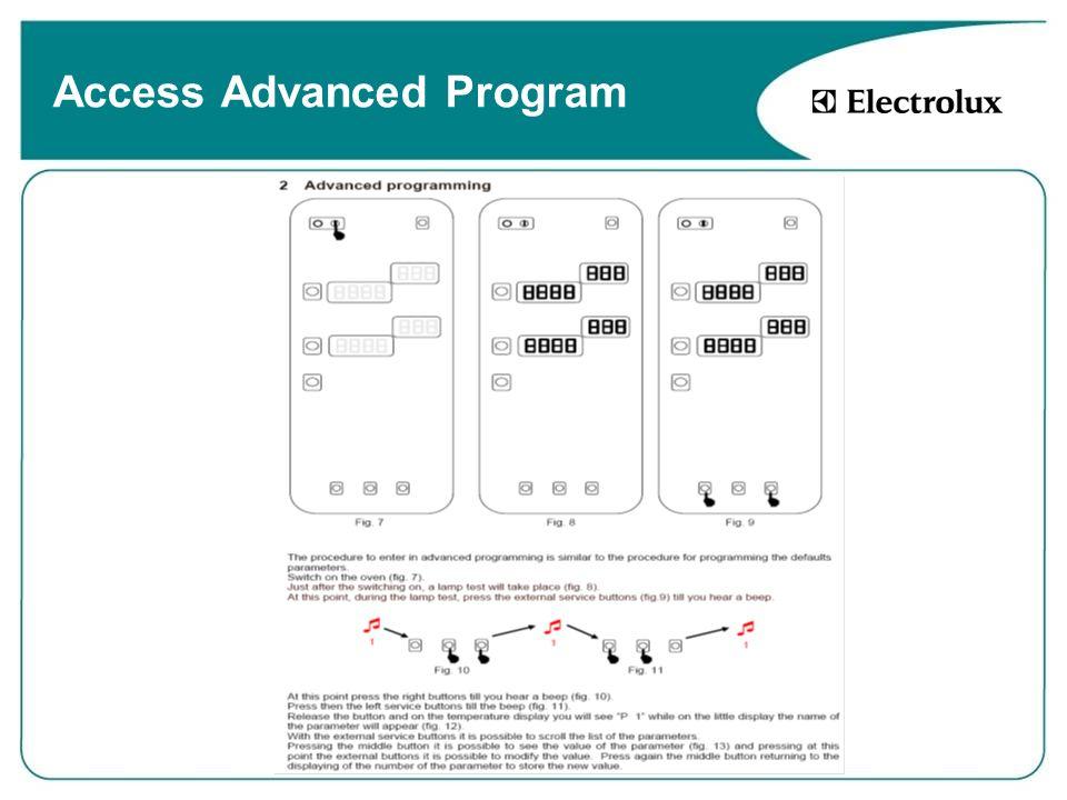 Access Advanced Program
