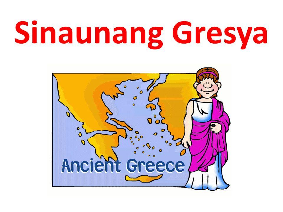 Sinaunang Gresya