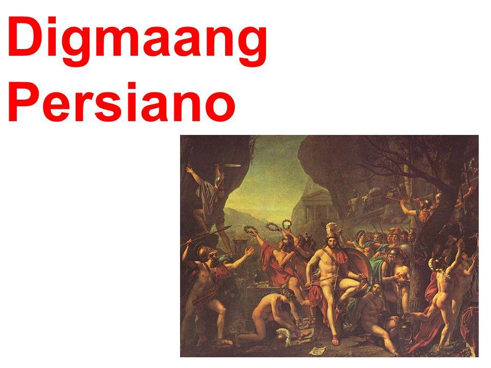 Digmaang Persiano