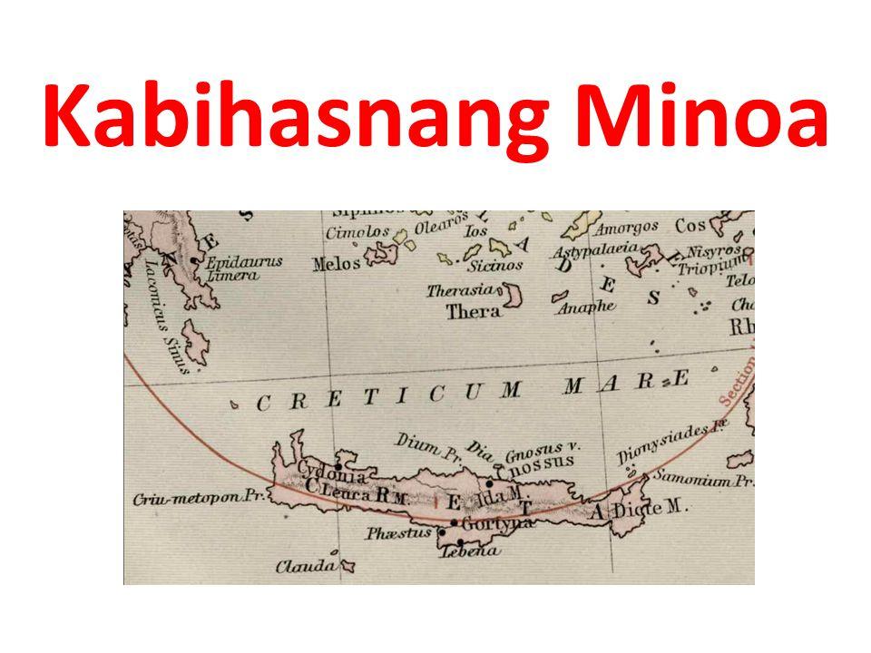 Kabihasnang Minoa