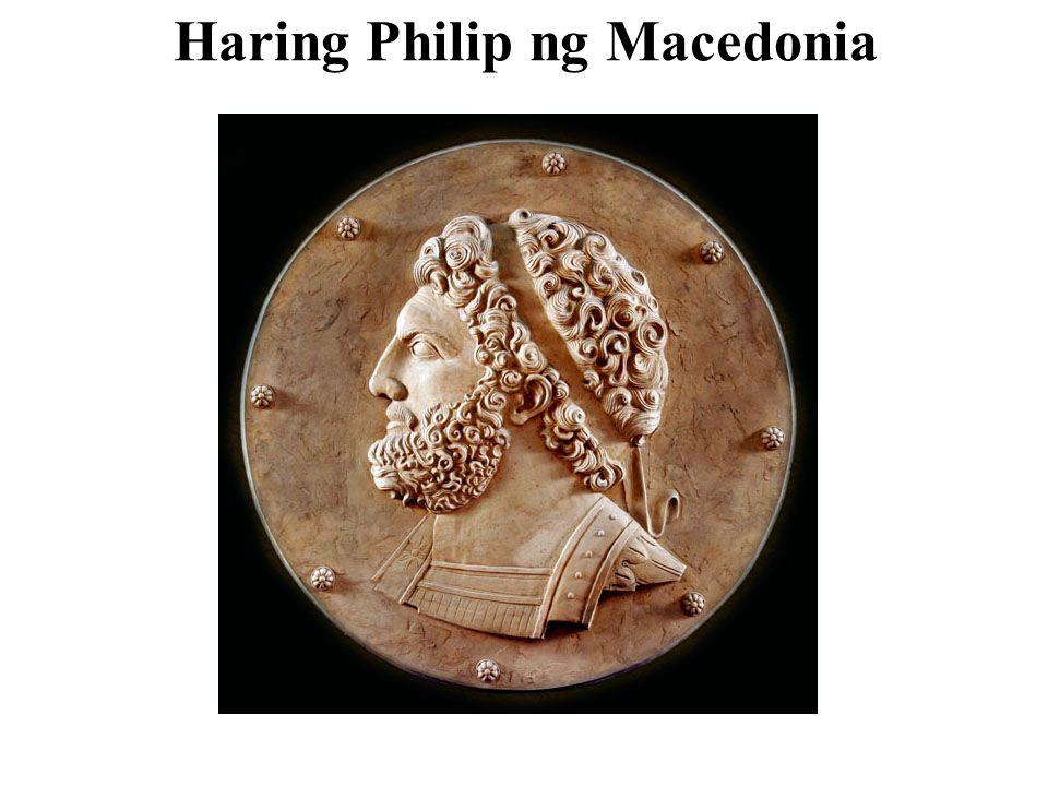 Haring Philip ng Macedonia