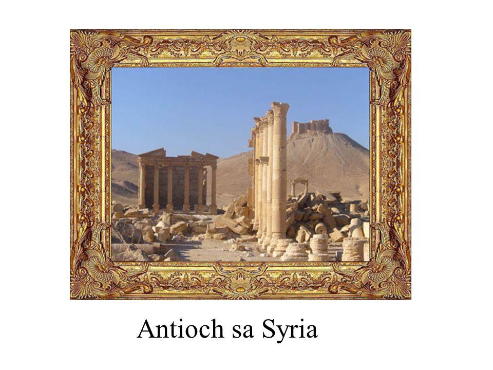 Antioch sa Syria