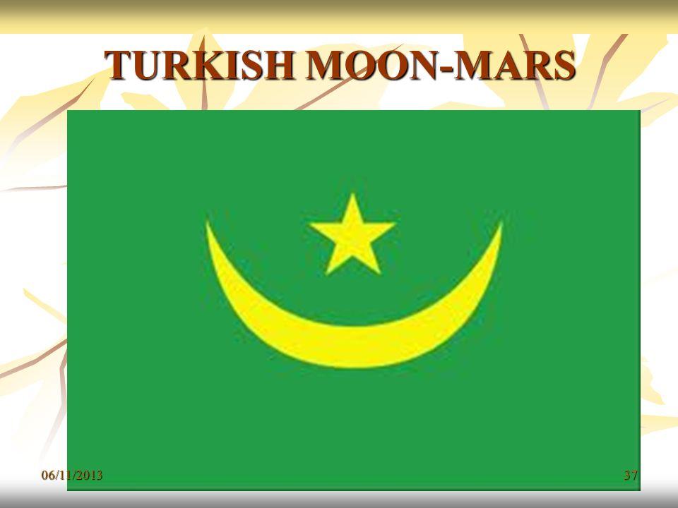 TURKISH MOON-MARS 06/11/201337