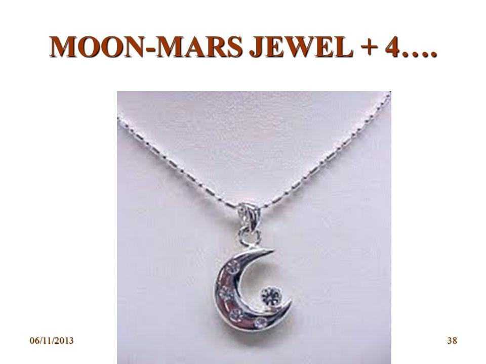 MOON-MARS JEWEL + 4…. 06/11/201338