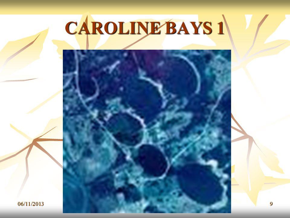 CAROLINE BAYS 1 06/11/20139