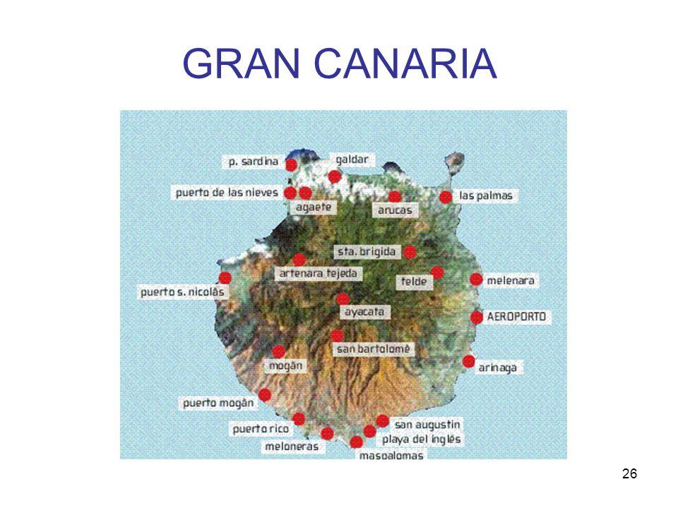 26 GRAN CANARIA