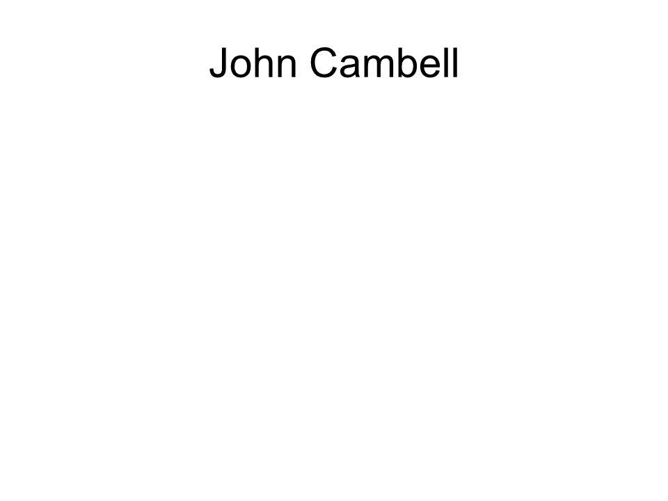 John Cambell