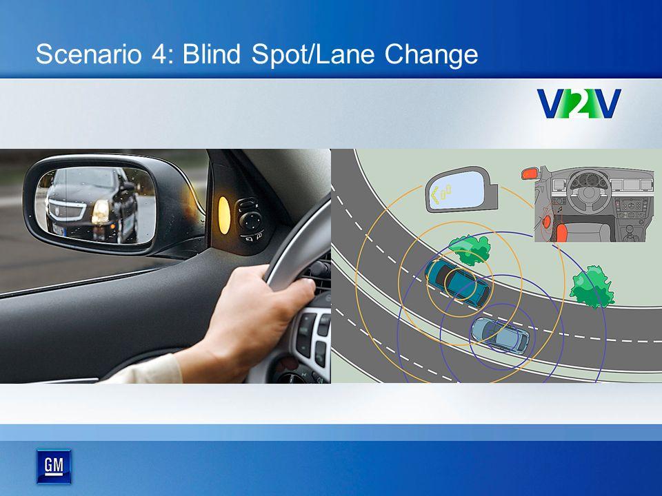 Scenario 4: Blind Spot/Lane Change