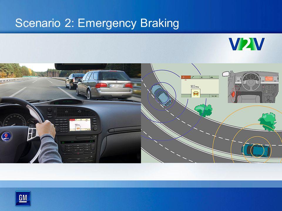Scenario 2: Emergency Braking