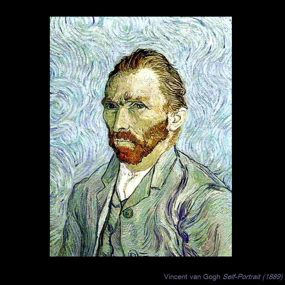 Vincent van Gogh Self-Portrait (1889)