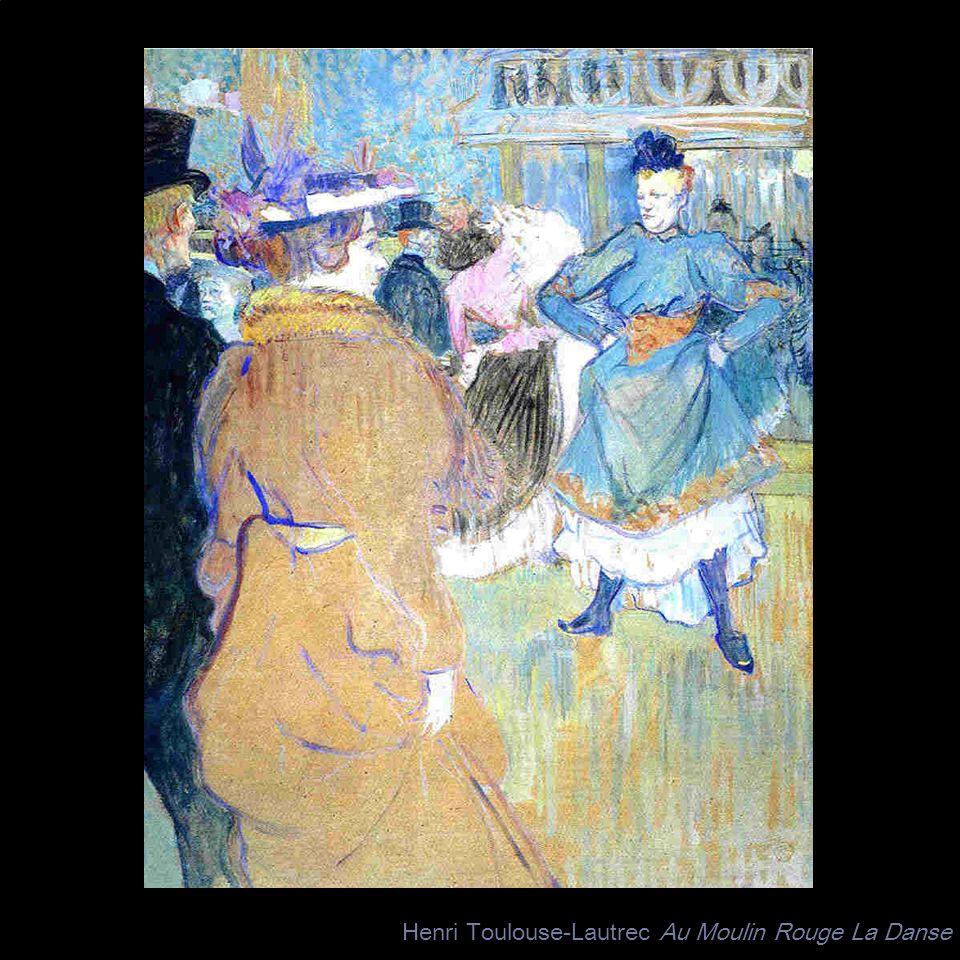 Henri Toulouse-Lautrec Au Moulin Rouge La Danse