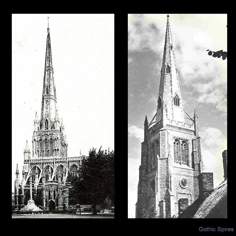 Gothic Spires