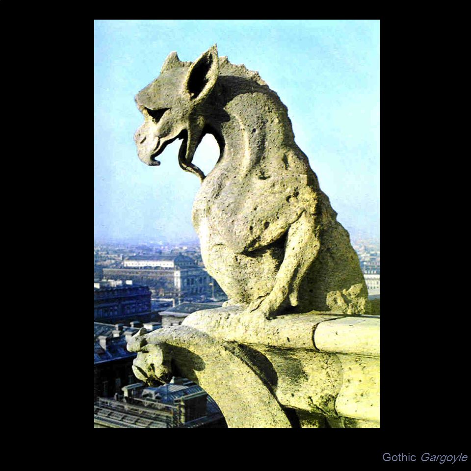 Gothic Gargoyle