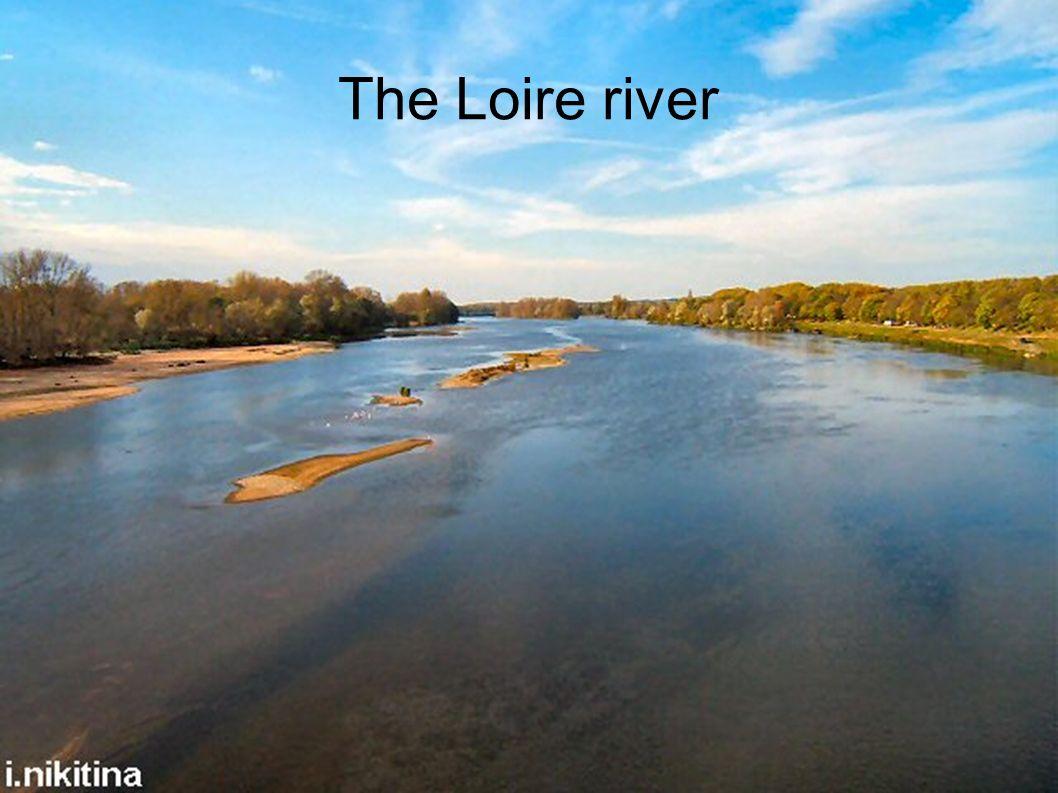 The Loire river is in France. The Loire river is 1,013 km long.