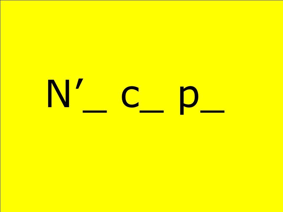 N_ c_ p_