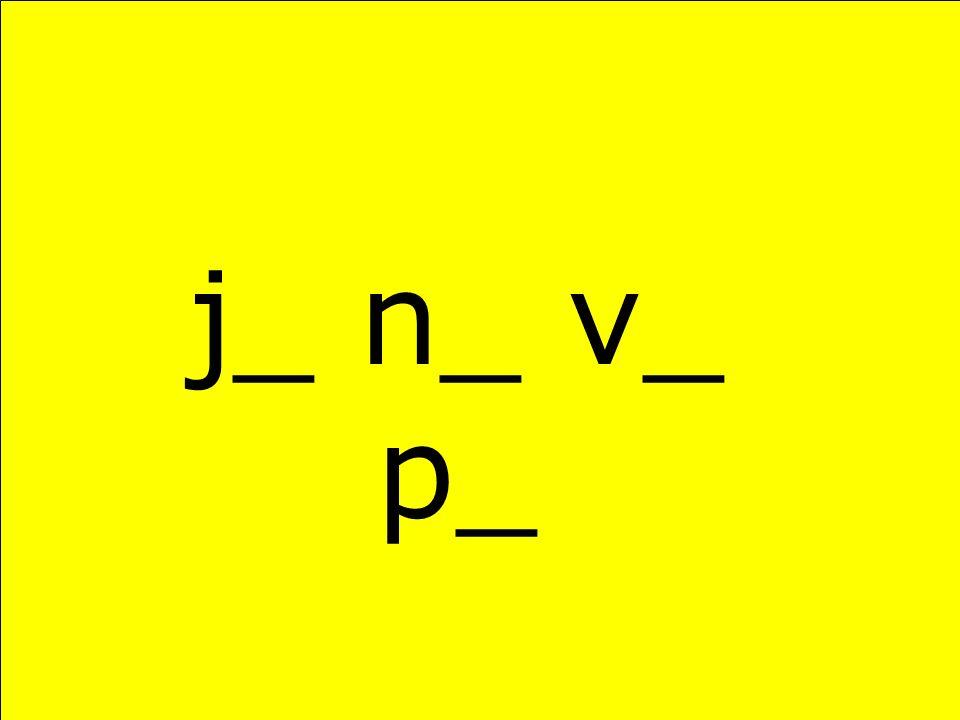 j_ n_ v_ p_