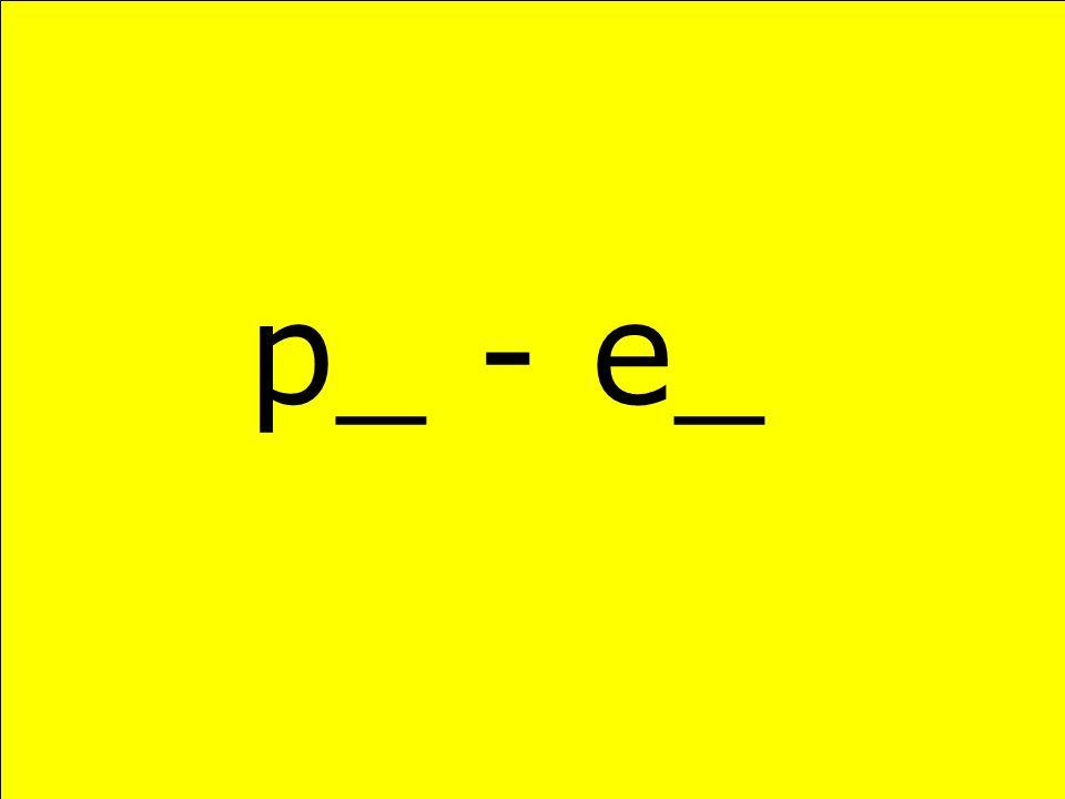 p_ - e_
