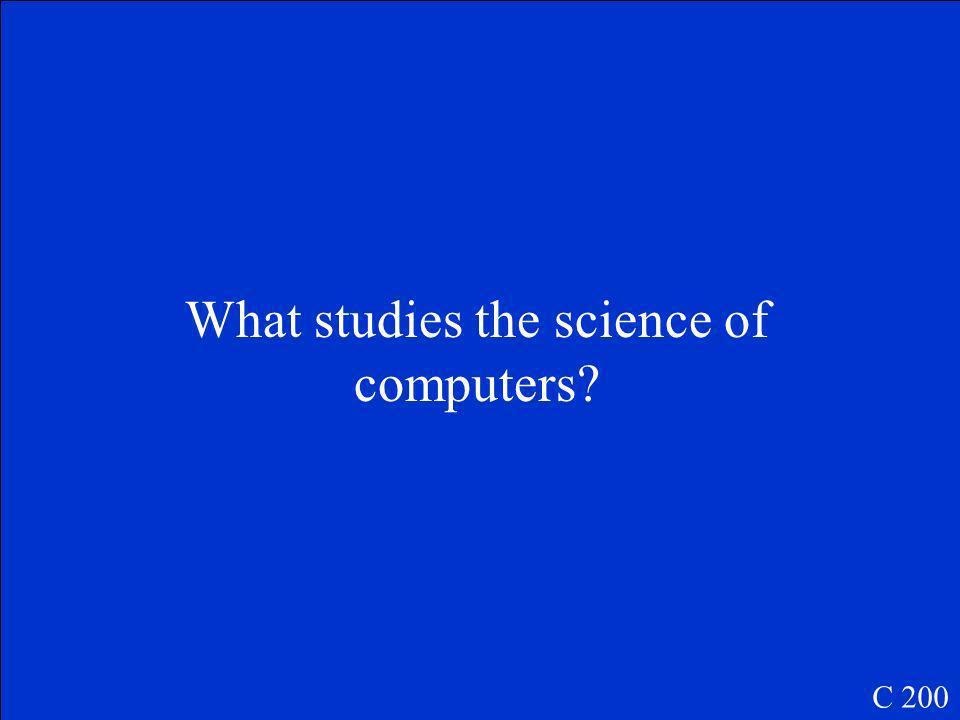 La Biologie C 100