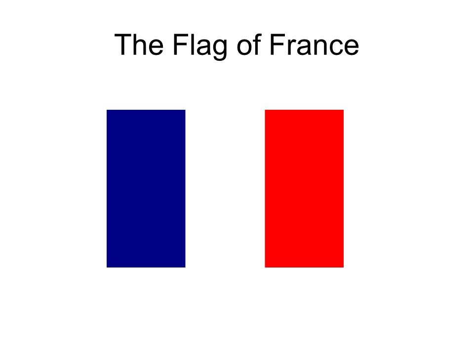 History of the French Flag The colors are from that of Paris (blue), that of the French Revolution (red), combined with that of the Bourbon Dynasty (white), though they are usually associated with liberty, equality, and fraternity, the ideals of the French Revolution.Bourbon Dynasty