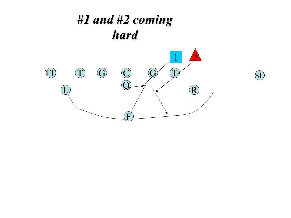 #1 and #2 coming hard TGC Q G F TE RL T SE 1 2