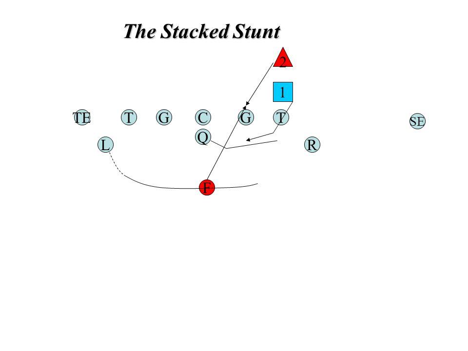 The Stacked Stunt TGC Q G F TE RL T SE 1 2