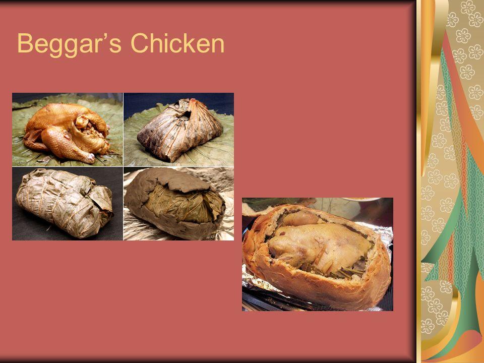 Beggars Chicken