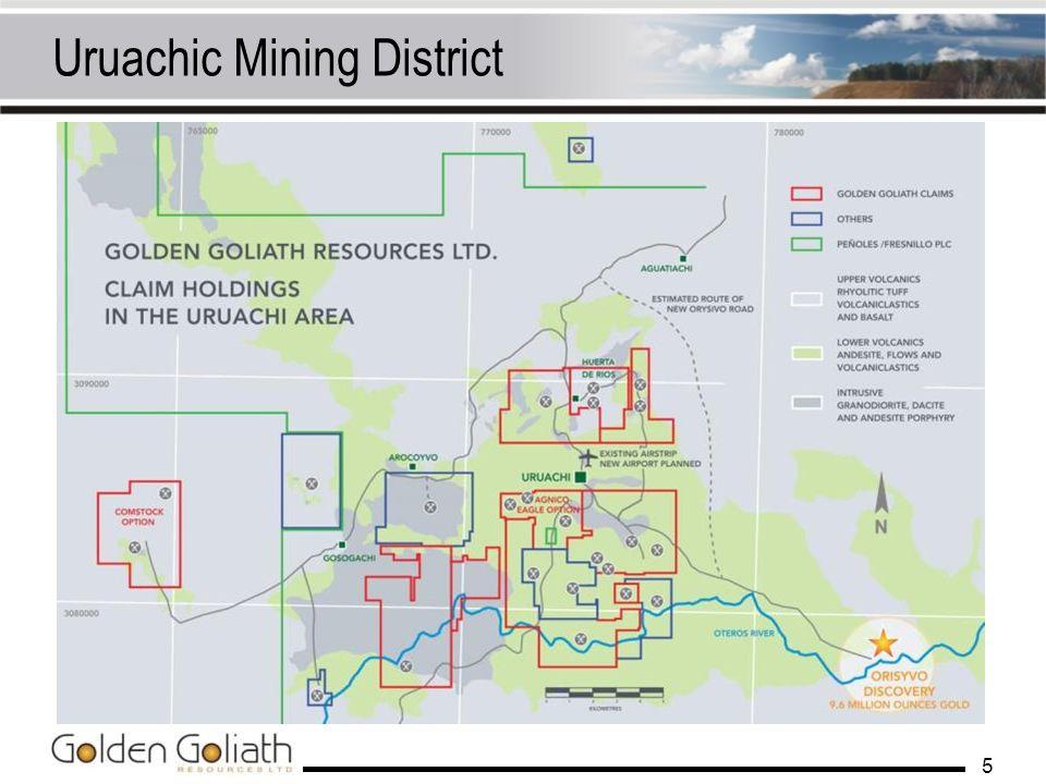 5 Uruachic Mining District