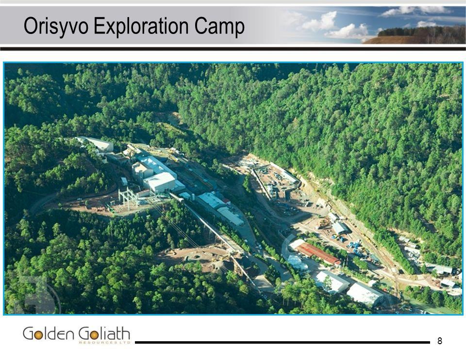 Orisyvo Exploration Camp 8