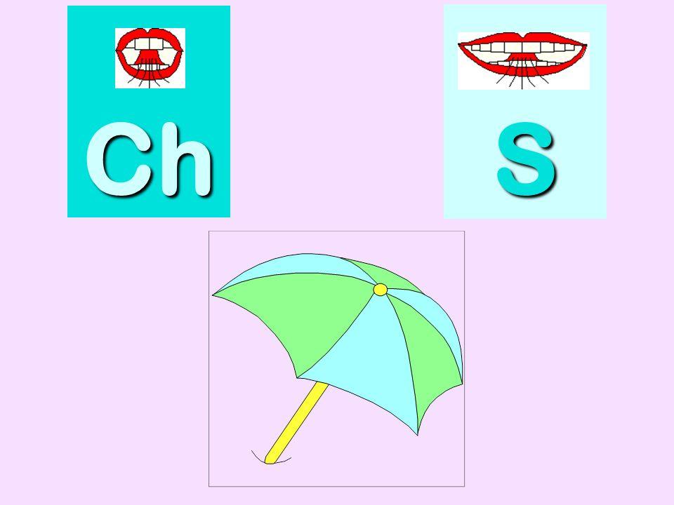 parachute Ch SSSS