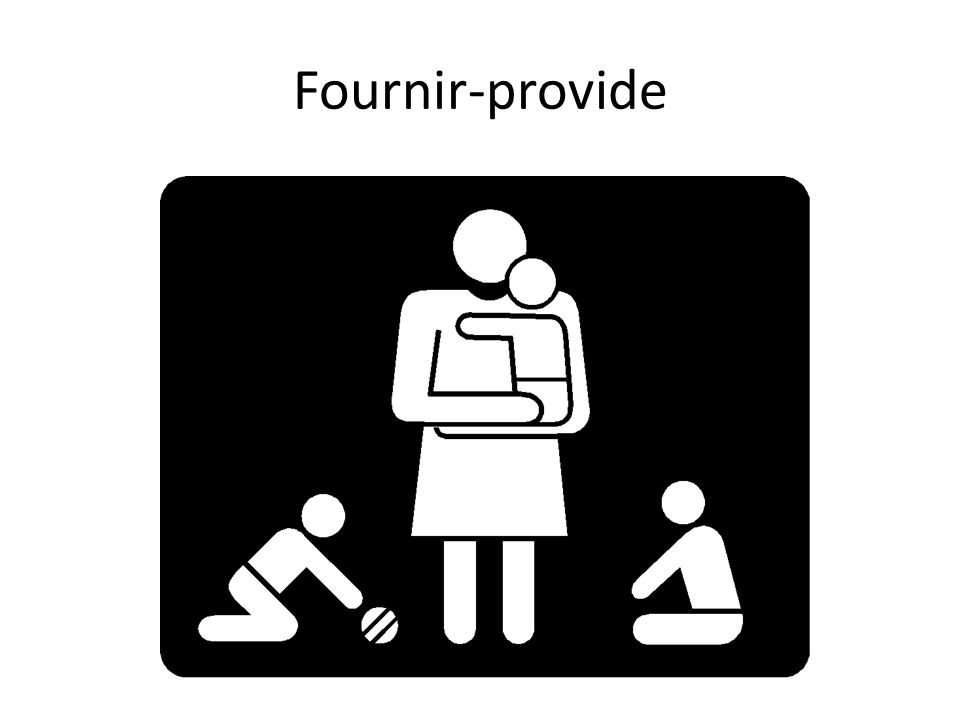 Fournir-provide