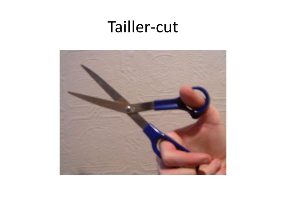 Tailler-cut