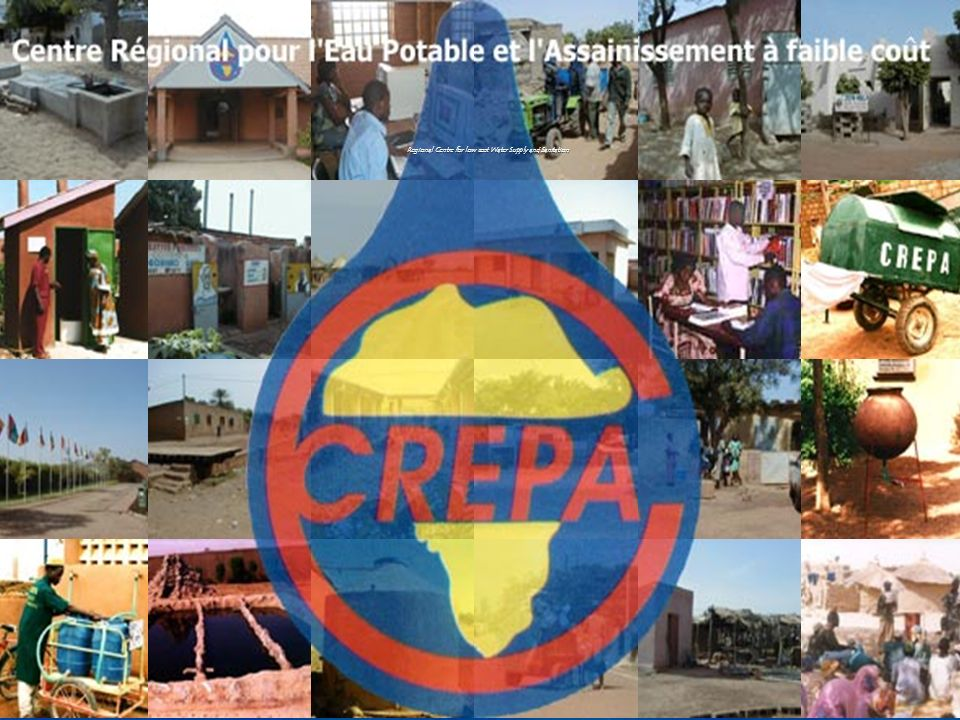 About CREPA and advocacy works Regional Centre for low cost Water Supply and Sanitation