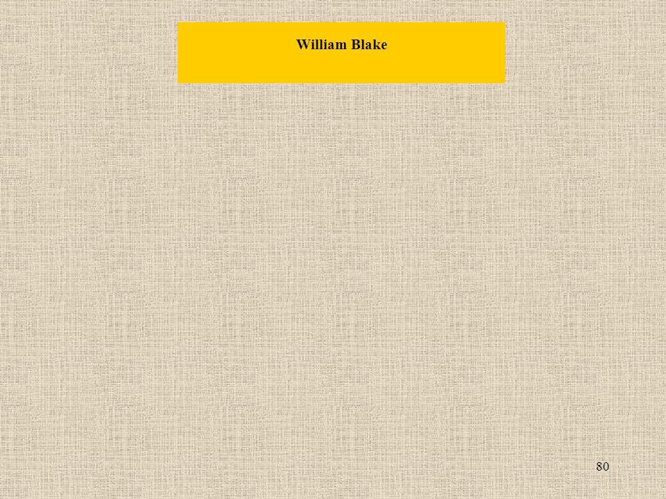 80 William Blake