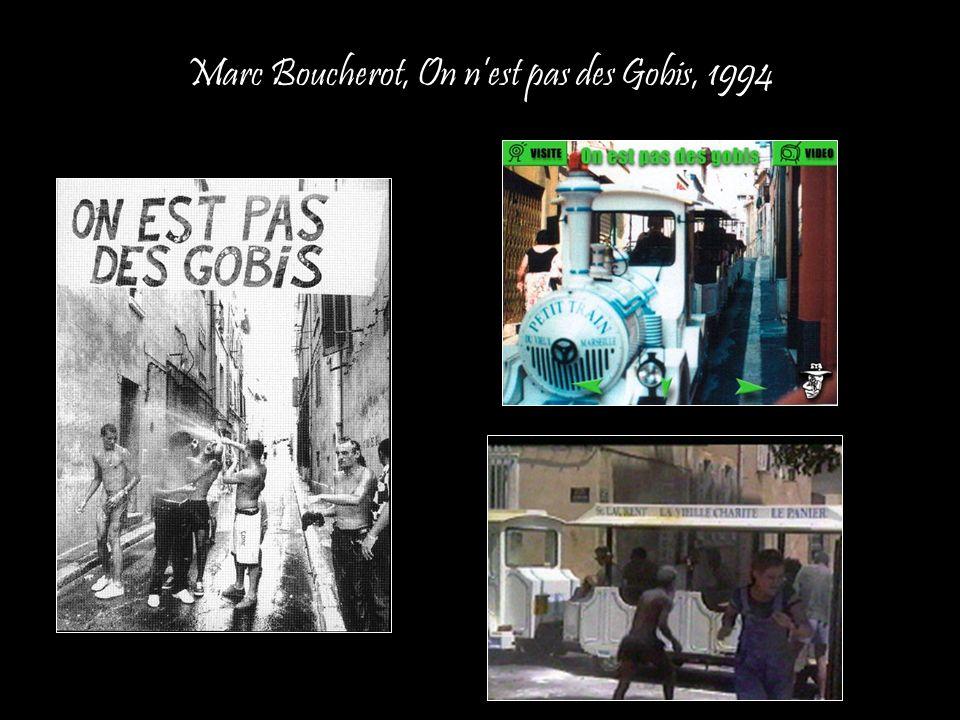 Marc Boucherot, On nest pas des Gobis, 1994