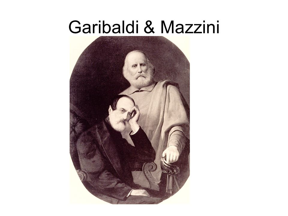 Garibaldi & Mazzini