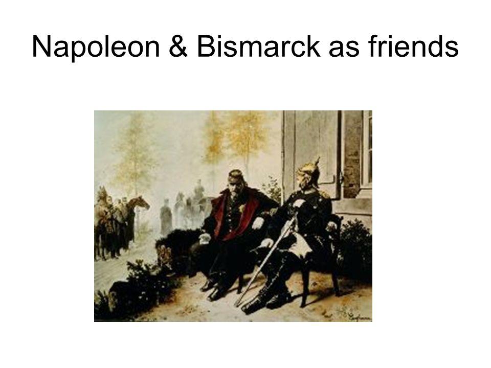 Napoleon & Bismarck as friends