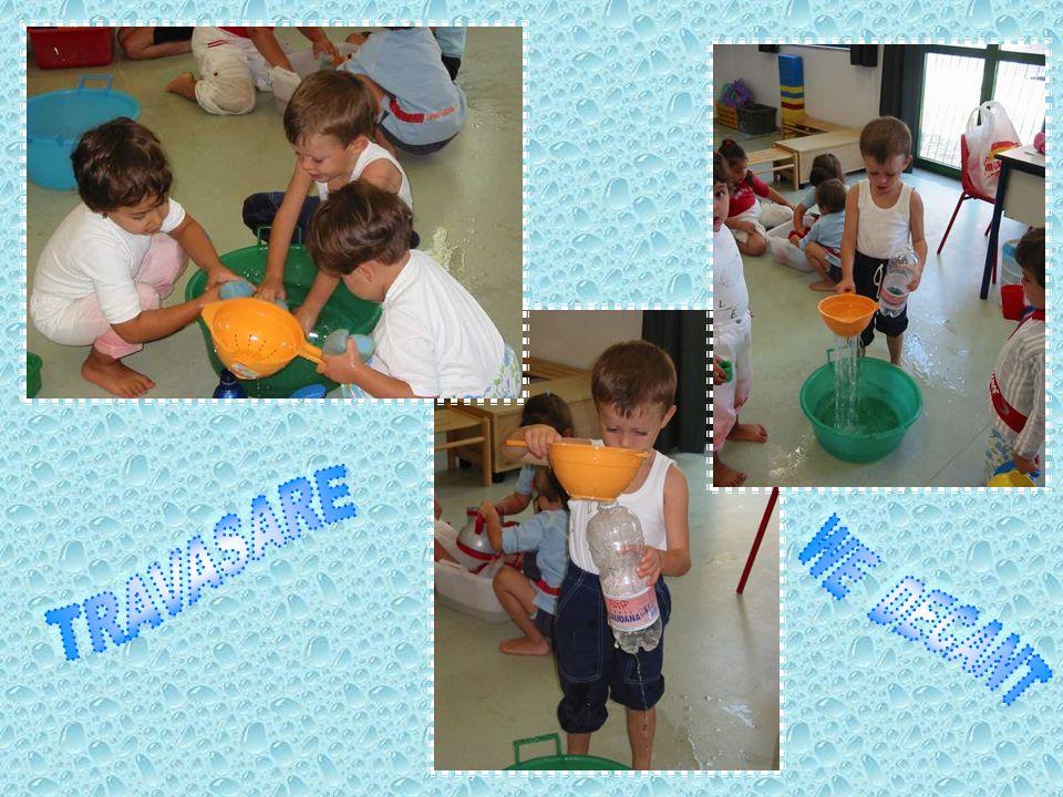 GIOCHIAMO CON LACQUA WE PLAY WITH WATER